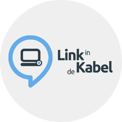 Logo Link in de Kabel