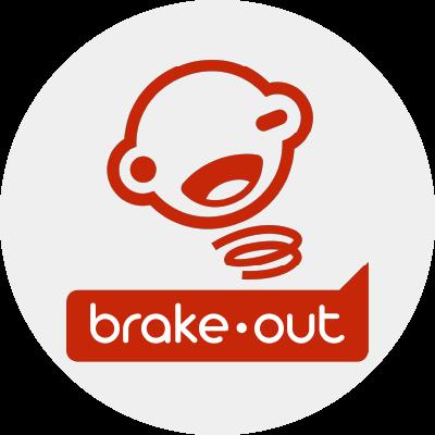 Logo vzw Brake-Out