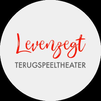 Logo Levenzegt Terugspeeltheater (vanuit AndersOm)