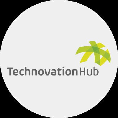 Logo Technovation Hub vzw